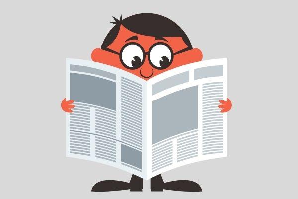 פרסום בעיתון בזמן משבר כלכלי